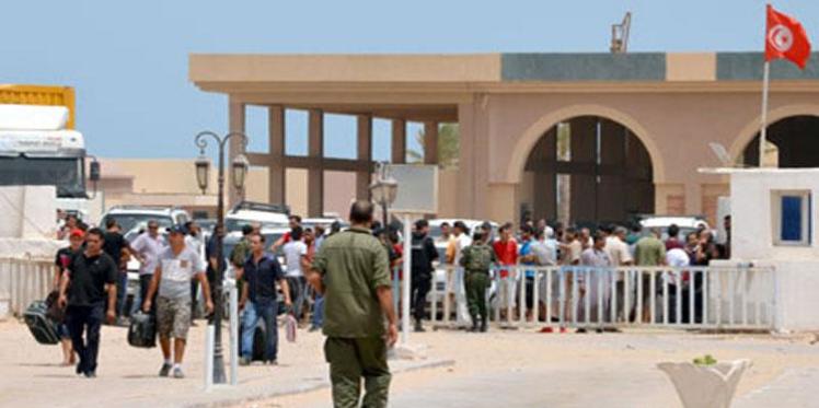 تحسّبًا لتدخل عسكري في ليبيا، استقبال اللاجئين سيكون فقط عبر هذا المعبر