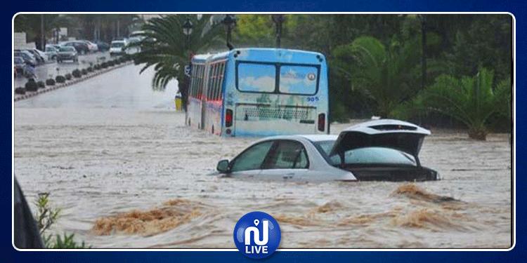 الانتهاء من مشروع حماية تونس الكبرى من الفيضانات بهذا التاريخ