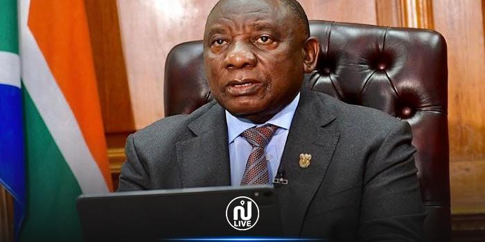 بسبب ما اعتبره إحتكارا للتلاقيح : رئيس جنوب إفريقيا يهاجم الدول الغنية
