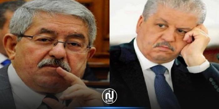 الجزائر: الحكم بالسجن لمدة 15 سنة في حق أويحيى و12 سنة لعبد المالك سلال