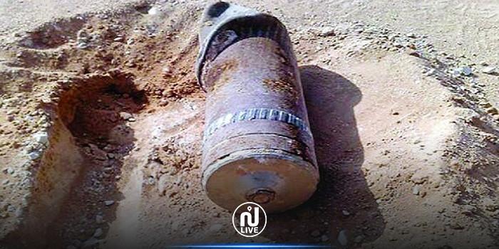 بنزرت: العثور على قنبلة من مخلفات الحرب بالكورنيش