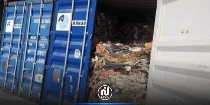 مستجدات ملف النفايات الإيطالية : وزارة الشؤون المحلية و البيئة توضّح (صورة)