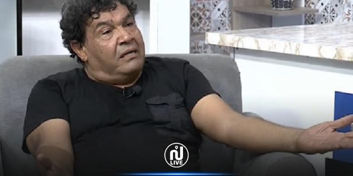 وفاة والد الفنان فرحات الجويني