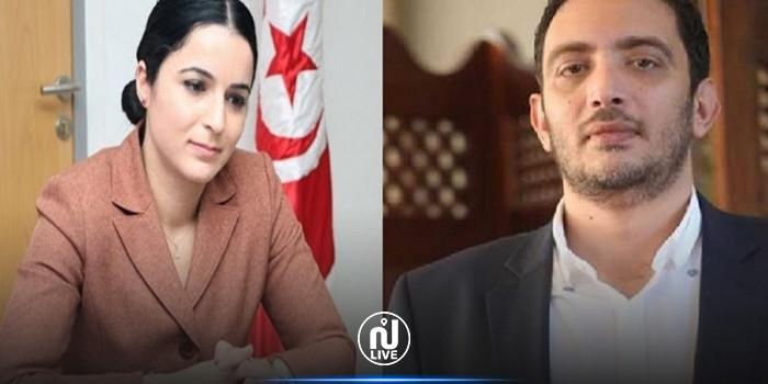 ألفة الحامدي تردّ على ياسين العياري: حتى اللي يخدم..راهو تاعب و يعاني