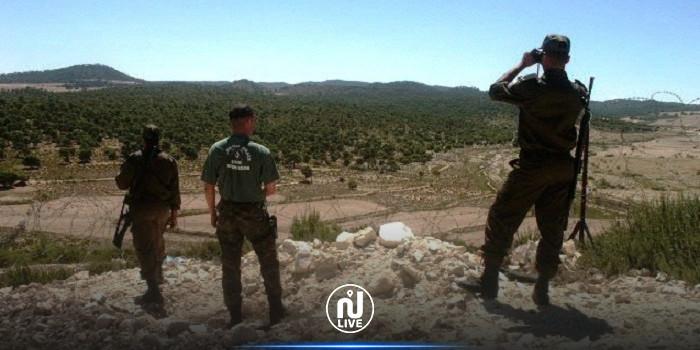 القصرين: القبض على 20 شخصا بصدد اجتياز الحدود البرية خلسة