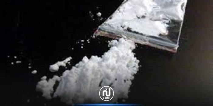 حمام سوسة: القبض على مروّج للمخدرات وحجز كمية من الكوكايين