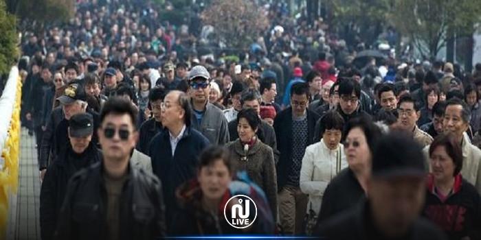 عدد سكان الصين يصل إلى1.41 مليار نسمة