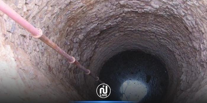 عين جلولة - القيروان: وفاة مواطن سقط في بئر أثناء استخراج الماء