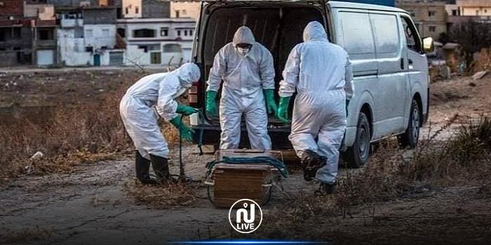 حسب إذاعة جوهرة..القيروان: دفن 24 جثة لأشخاص توفوا جراء الإصابة بكورونا ليلة أمس