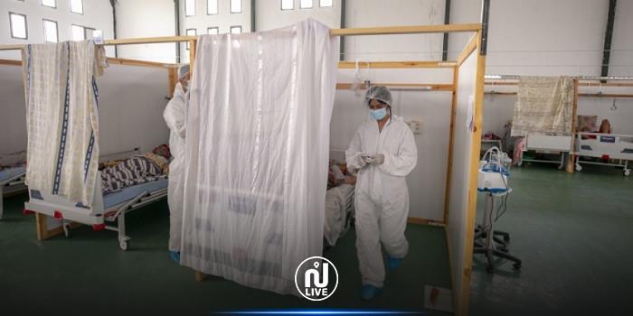 بن عروس: المستشفى الطبي الميداني بالزهراء سيكون جاهزا في غضون يومين