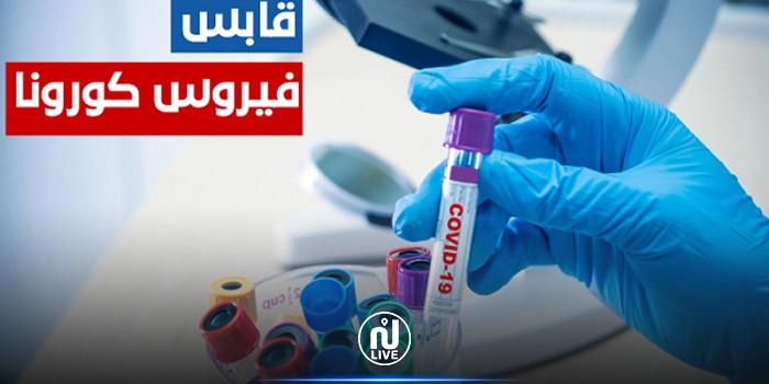 قابس: 8 حالات وفاة و30 إصابة جديدة بفيروس كورونا خلال اليومين الماضيين