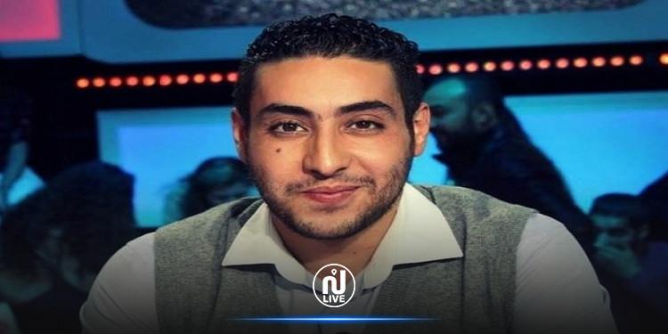 وفاة والدة محمد أمين الحمزاوي