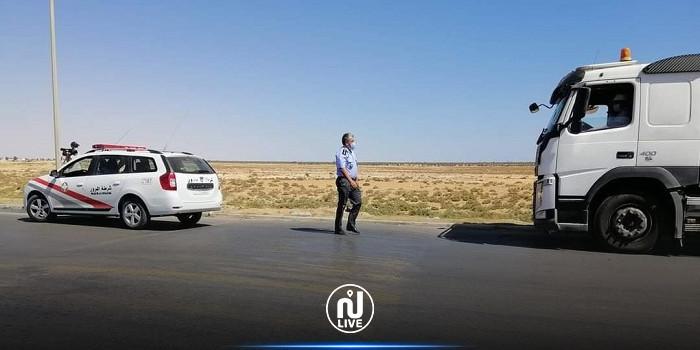 شحنة ب12 ألف لتر من الأكسيجين قادمة من ليبيا لتزويد مستشفيات ولايتي تطاوين ومدنين