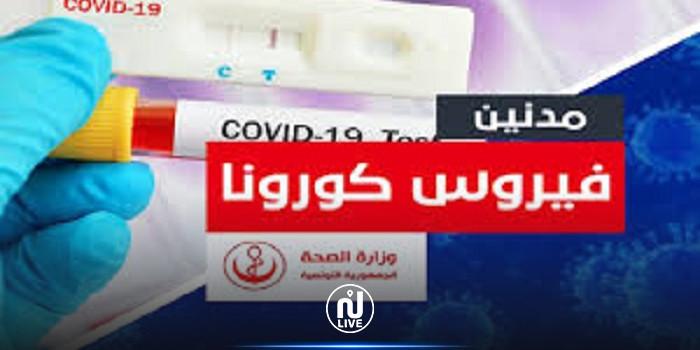 مدنين : تسجيل 80 إصابة و3 وفيات بسبب فيروس كورونا