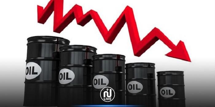 انخفاض أسعار النفط بنسبة تقارب 4%