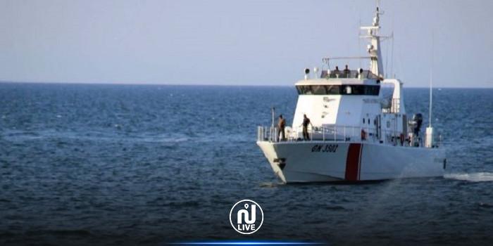 إحباط 03 عمليّات اجتياز الحدود البحريّة خلسة ونجدة وإنقاذ 41 مجتازا