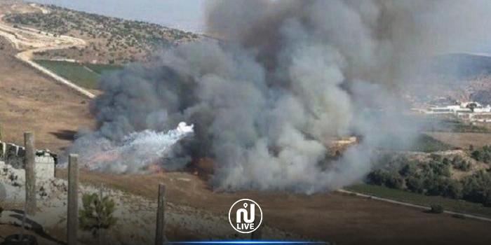تجدد القصف الإسرائيلي على جنوب لبنان