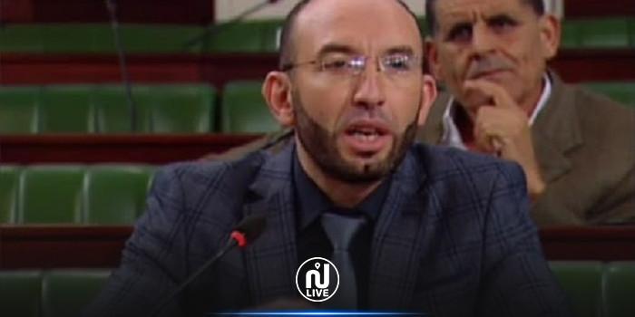 النائب منذر بن عطية: لا صحة لخبر إيقاف محمد العفاس