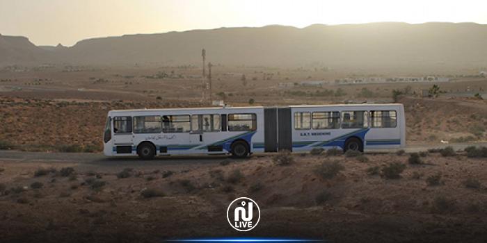 قبلي الشمالية: حجز حافلة للنقل المدرسي بسبب عدم تأمين بعض السفرات
