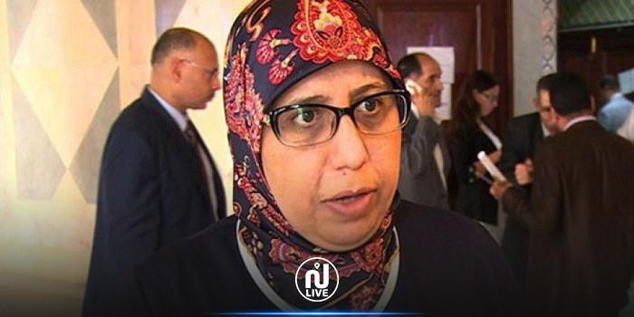 يامينة الزغلامي: على الجميع تقديم مطلب نفاذ للمعلومة إلى رئاسة الجمهورية لمعرفة النواب المرتشين