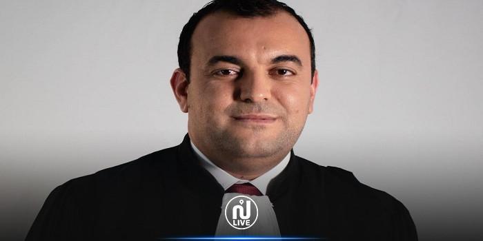 لحظات قبل إيقافه..المحامي مهدي زقروبة: المحاماة ستبقى شامخة ولن تنكسر...وسنأخذ حقنا (فيديو)