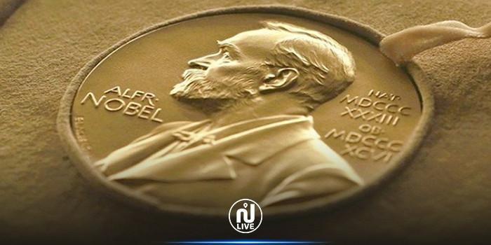تسليم جوائز نوبل للفائزين في بلدانهم