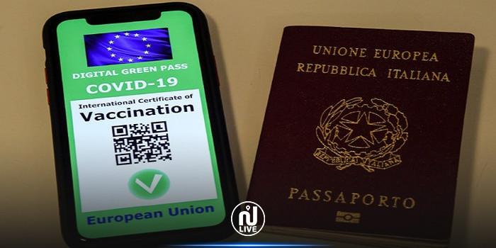 رسميا: إيطاليا تفرض ''بطاقة خضراء'' لفيروس كورونا لمن يريد الذهاب إلى العمل
