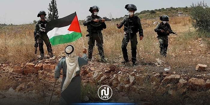 إصابة أكثر من 40 فلسطينيا في مواجهات مع قوات الاحتلال بالضفة المحتلة