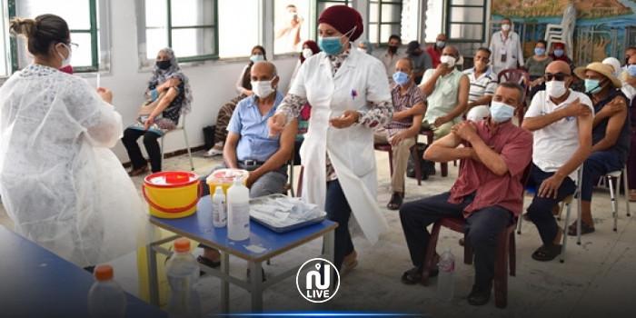 وزارة الصحة: تخلّف حوالي 70 ألف شخص عن التطعيم اليوم السبت
