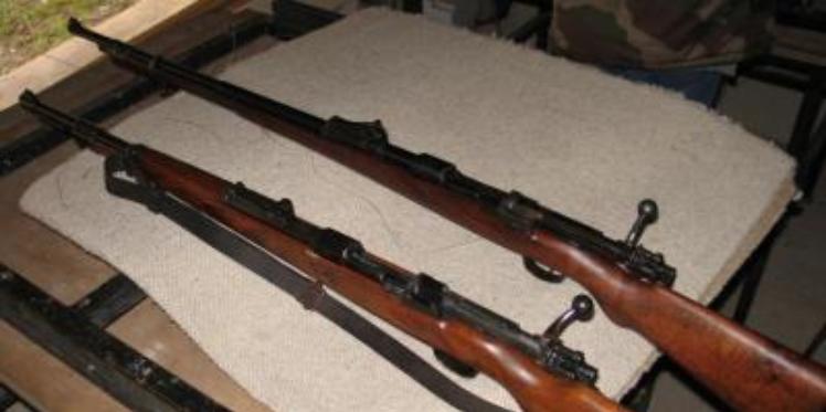 الكشف عن ورشة لصناعة الأسلحة بغار الدماء في جندوبة