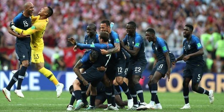 Mondial 2018: La France sacrée championne du monde!
