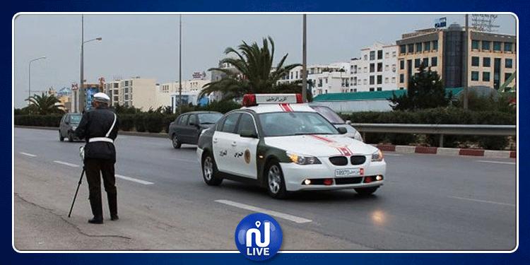 وزير الداخلية يدعو لتكثيف التواجد الأمني بالطرقات في رمضان