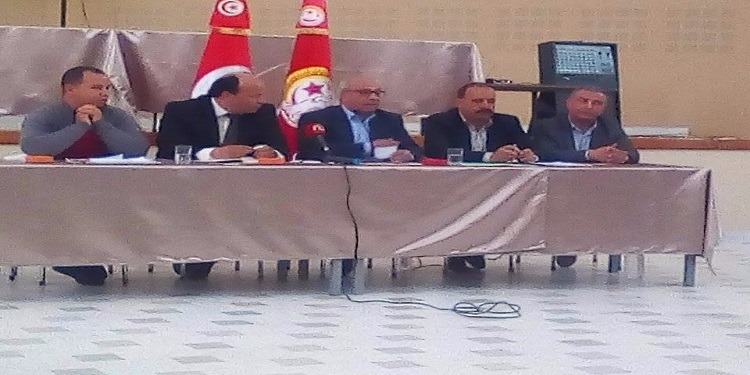 الكاف: التنسيقية الجهوية لهيئات ومنظمات المجتمع المدني تمنح الحكومة 10 أيام قبل تصعيد احتجاجاتها