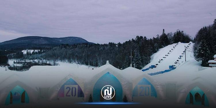 كندا: افتتاح فندق جليدي بمقاطعة كيبيك (صور)