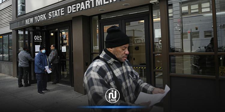 أمريكا: ارتفاع عدد طلبات إعانة البطالة دون المتوقع