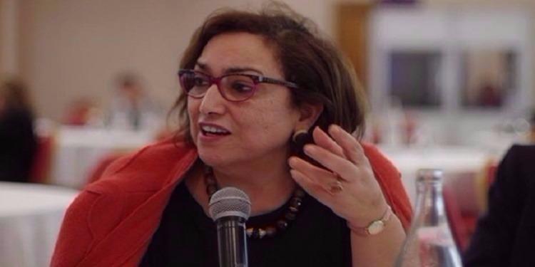 بشرى بالحاج حميدة: لا يوجد نص ديني يحرم زواج المسلمة من غير المسلم (فيديو)
