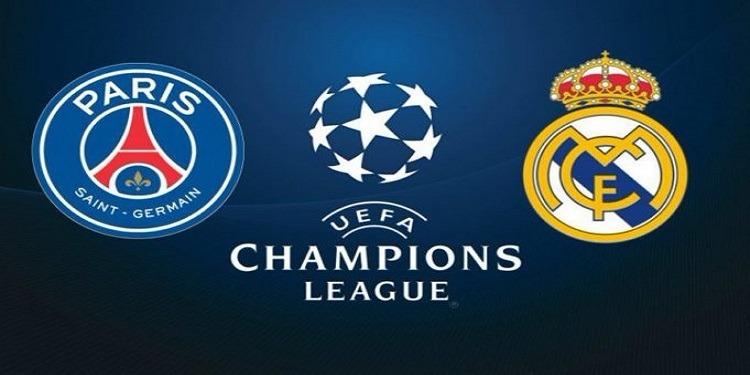 قمة باريس سان جيرمان و ريال مدريد تتصدر برنامج مباريات اليوم