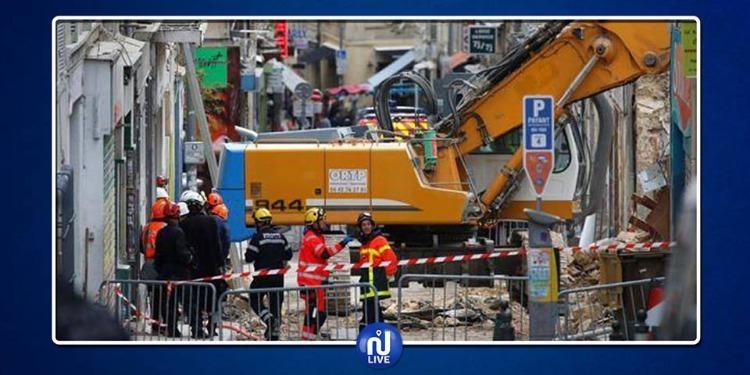 فرنسا: العثور على جثة سابعة تحت أنقاض  مبنيين منهارين في مرسيليا