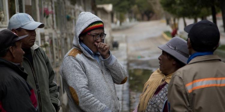 21 قتيلا و72 مصابا خلال مهرجان في بوليفيا (فيديو)
