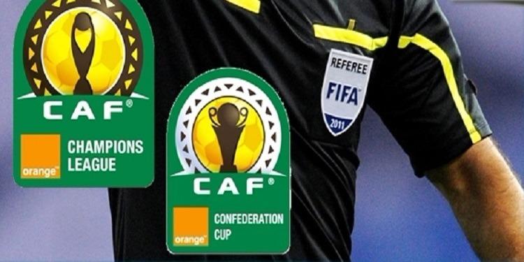 حكام مباريات الفرق التونسية في المسابقات الإفريقية
