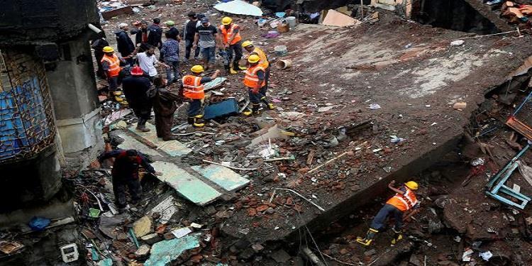 ارتفاع ضحايا الانهيارات الأرضية ببنغلادش والهند إلى 156 قتيلا