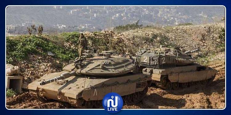 الكيان الصهيوني يعلن كشفه لأنفاق تابعة لحزب الله
