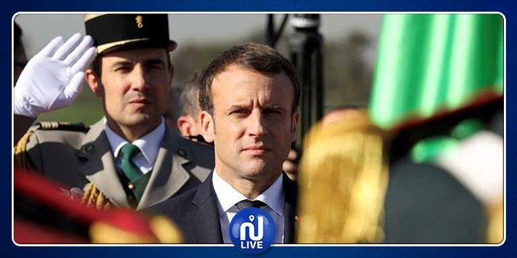 الجزائريون لماكرون: لا تتدخل في شؤون بلادنا