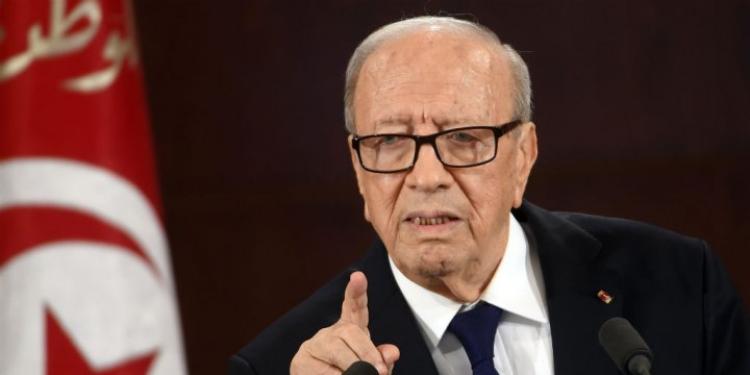 الباجي قائد السبسي: بقاء بشار في الحكم أمر ثانوي، الأولوية اليوم أن تعود سوريا إلى ما كانت عليه