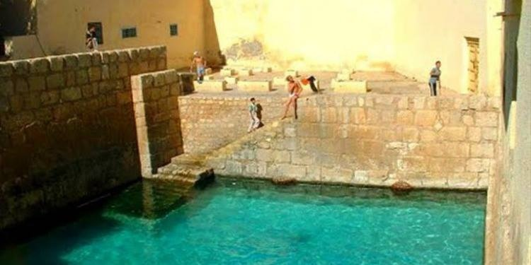 Gafsa: Les piscines romaines sous perfusion