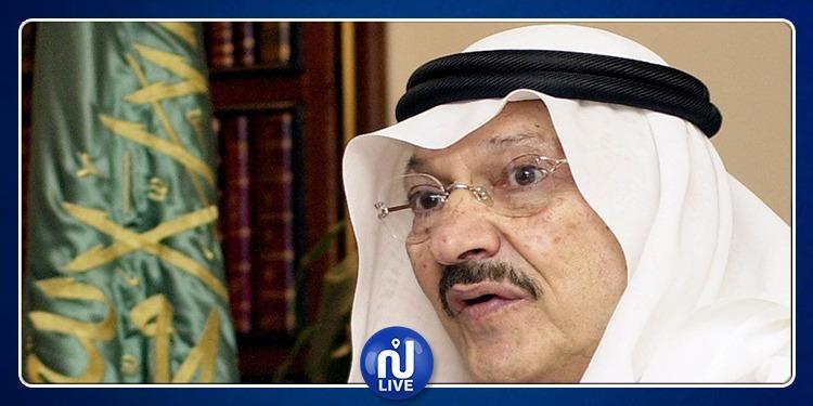 الموت يٌغيّب الأمير طلال بن عبدالعزيز آل سعود