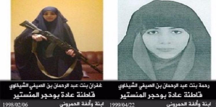 كانتا في مدينة سرت الليبية: القبض على الإرهابيتين رحمة وغفران الشيخاوي في عملية بن قردان