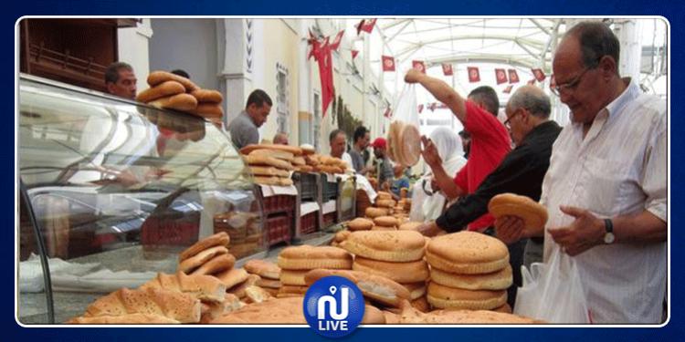 الميزان الغذائي يسجل عجزا بقيمة 211 مليون دينار الشهر الفارط