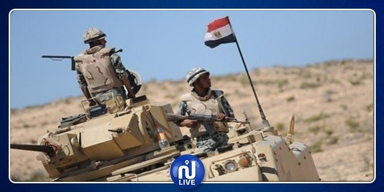 في عملية أستشهد فيها 7 جنود.. الجيش المصري يقتل 59 تكفيريا في سيناء