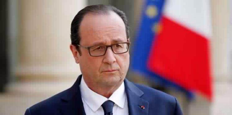 هولاند يتعهد بتقديم الدعم للجيش اللبناني و 100 مليون يورو لمواجهة أزمة اللاجئين